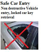 Car & Van Lockout Soulutions - NO NEED TO BREAK YOUR WINDOW!!