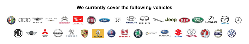 Vehicles Covered